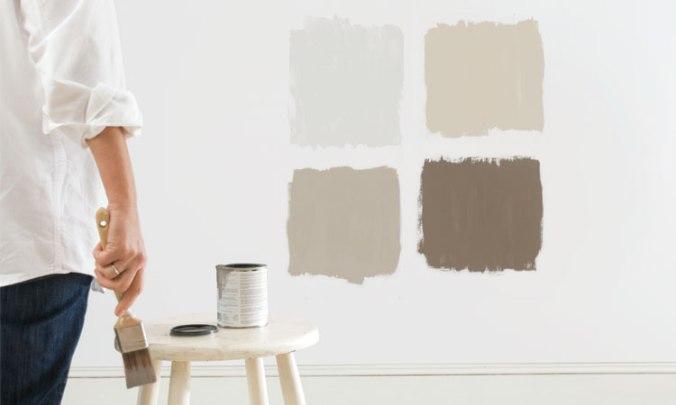 test paint